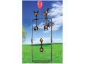 Product detail of Gamo Spinner Swinging Target Stand Steel Black