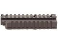Product detail of Weaver Tri-Rail System Scope Base AR-15 Carry Handle Matte