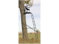 Product detail of Big Game The Executive Ladder Treestand Steel Black