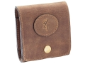 Product detail of Browning Crazy Horse Leather 10 Magnum Cartridge Case