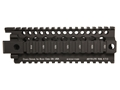 Product detail of Daniel Defense Lite Rail II 7.0 Free Float Tube Handguard Quad Rail AR-15 Carbine Length Aluminum Black