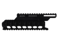 Product detail of Mako VFR 2-Piece Handguard Quad Rail VZ-58 Aluminum Black