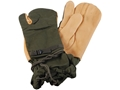 Product detail of Military Surplus Trigger Finger Mitten Shell with Liners Medium Olive Drab and Tan