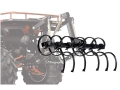 "Product detail of Kolpin DirtWorks ATV Cultivator Set for 48"" Tool Bar Steel Black"
