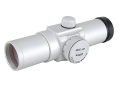 Product detail of UltraDot Red Dot Sight 30mm Tube 1x 4 MOA Dot with Weaver-Style Rings Silver