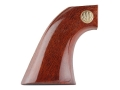 Product detail of Beretta Grips Beretta Stampede Deluxe Wood with Beretta Medallion Brown