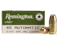 Product detail of Remington UMC Ammunition 45 ACP 230 Grain Full Metal Jacket