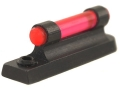 Product detail of NECG Masterpiece Ramp Interchangeable Front Sight Steel with Red Fiber Optic Bead