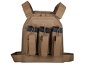 Product detail of US Palm AK Defender Series Soft Body Armor Level IIIA Front Panel 500d Cordura Nylon Large