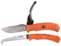 Product detail of Outdoor Edge Flip n' Blaze Folding Hunting Knife and Folding Saw Combo