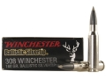 Product detail of Winchester Supreme Ammunition 308 Winchester 168 Grain Ballistic Silv...