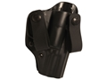 "Product detail of Blade-Tech Nano Inside the Waistband Holster Right Hand S&W J-Frame 2"" Kydex Black"