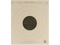 Product detail of NRA Official Pistol Targets B-4 20 Yard Slow Fire Paper Pack of 100