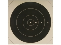 Product detail of NRA Official High Power Rifle Targets Repair Center SR-42C 200 Yard Rapid Fire Paper Package of 100