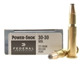 Product detail of Federal Power-Shok Ammunition 30-30 Winchester 125 Grain Jacketed Hollow Point Box of 20