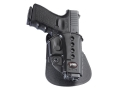 Product detail of Fobus Evolution Paddle Holster Right Hand Beretta PX4 Storm Polymer Black