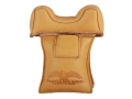 Product detail of Protektor Owl Ear Front Blind and Window Shooting Rest Bag Leather Tan Filled