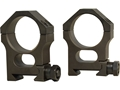 Product detail of Valdada IOR 30mm Tactical Heavy Duty Picatinny-Style Rings Steel Matte