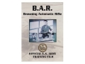 "Product detail of Gun Video ""B.A.R. Browning Automatic Rifle"" DVD"