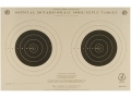 Product detail of NRA Official Smallbore Rifle Training Targets TQ-3/2 50 Yard Paper Package of 100