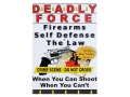 "Product detail of Gun Video ""Deadly Force"" DVD"