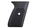 Product detail of Hogue Extreme Series Grips Sig Sauer P230, P232 Checkered G-10 Black