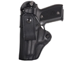 Product detail of Blackhawk Inside the Waistband Holster Leather Belt Loop Beretta PX4 Storm Leather Black