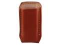 Product detail of Gould & Goodrich Single Magazine Pouch Single Stack Magazines Leather Brown