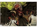 Thumbnail Image: Product detail of Caldwell ZTR Zombie Flake-Off Vulture Target Pack...