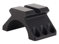 "Product detail of Weaver 1"" Tactical 6-Hole Ring Top with Picatinny-Style Accessory Rail Matte"