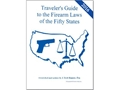 "Product detail of ""Traveler's Guide to the Firearm Laws of the Fifty States"" Book by Scott Kappas"