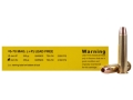 Product detail of Buffalo Bore Ammunition 45-70 Government 350 Grain Triple-Shock X Bullet Flat Nose Lead-Free Box of 20