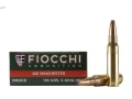 Product detail of Fiocchi Extrema Ammunition 308 Winchester 165 Grain Sierra GameKing Hollow Point Boat Tail Box of 20