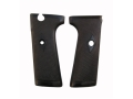 Product detail of Vintage Gun Grips Webley Mark I Semi-Automatic without Escutcheon Polymer Black