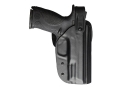 Product detail of Blade-Tech WRS Tactical Thigh Holster Right Hand Glock 19, 23 with Surefire X200, X300 Light Kydex Black