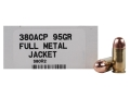 Product detail of Ultramax Remanufactured Ammunition 380 ACP 95 Grain Full Metal Jacket Box of 50