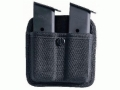 Product detail of Bianchi 7320 Triple Threat 2 Magazine Pouch 1911, Ruger P90 Nylon Black