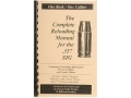 "Thumbnail Image: Product detail of Loadbooks USA ""357 Sig"" Reloading Manual"