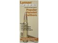 Thumbnail Image: Product detail of Lyman Load Data Book 20, 22 Caliber Rifle