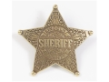 Product detail of Collector's Armoury Replica Old West Antique Lincoln County Sheriff Badge