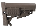 Product detail of Command Arms Stock CBS Collapsible AR-15, LR-308 Carbine Synthetic