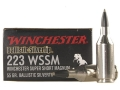 Product detail of Winchester Supreme Ammunition 223 Winchester Super Short Magnum (WSSM...
