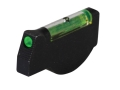 "Product detail of HIVIZ Front Sight S&W J Frame Revolver with Sub-3"" Barrel & Pinned Front Sight Steel Fiber Optic Green"