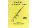 "Product detail of Radocy Takedown Guide ""FN-FAL"""