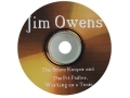 "Product detail of Jim Owens ""The Score Keep and Pit Puller, Working as a Team"" CD-ROM"