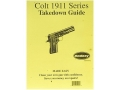 "Product detail of Radocy Takedown Guide ""Colt 1911 Series"""