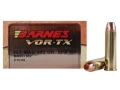 Product detail of Barnes VOR-TX Ammunition 357 Magnum 140 Grain XPB Hollow Point Lead-Free Box of 20