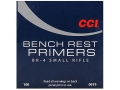 Thumbnail Image: Product detail of CCI Small Rifle Bench Rest Primers #BR4
