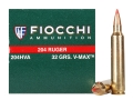 Product detail of Fiocchi Extrema Ammunition 204 Ruger 32 Grain Hornady V-Max Box of 50