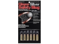 Product detail of Glaser Silver Safety Slug Ammunition 357 Sig 80 Grain Safety Slug Pac...
